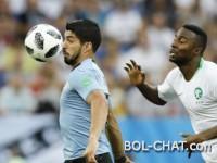 Urugvaj u osmini finala Svjetskog prvenstva
