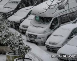 Zimska oluja paralizovala Holandiju, Njemačku, Belgiju, Englesku: Tri osobe poginule, otkazani letovi, željeznički saobraćaj...