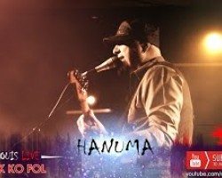 HANUMA - Rock Ko Fol - ST. LOUIS LIVE