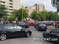 Jednosatna blokada saobraćaja u BiH zbog visokih cijena goriva