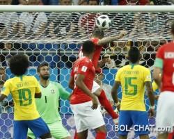 Novo iznenđenje u Rusiji: Švicarci pokazali da se i sa Brazilom može igrati