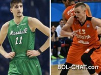 For the NBA draft, 236 applications arrived, two from BiH