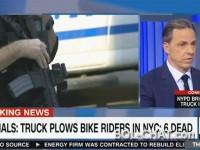 MAINSTREAM MEDIJI POLUDILI: CNN-ov novinar par minuta nakon terorističkog napada u New Yorku rekao da 'Allahu Akbar' ponekad lijepo zvuči (VIDEO)