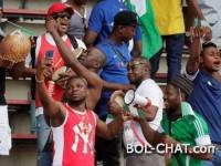 Nigerijci bi s kokoškama na stadion!