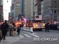 """LIVE: Snažna eksplozija u blizini """"Times Squarea"""", ima povrijeđenih, policija privela jednu osobu"""