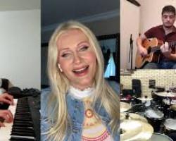 Sladjana Mandić - Osluškujem - Stay at Home Collaboration