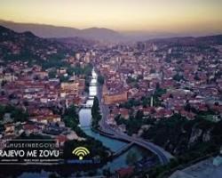 """""""Sarajevo me zovu"""" - poklon građanima Grada Sarajeva"""